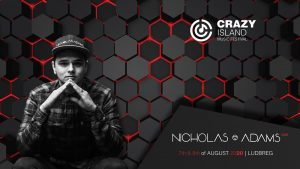 CIF Lineup 2020. - Nicholas Adams